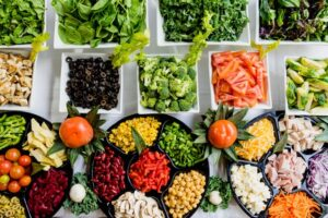 有酸素運動に効果的な栄養素