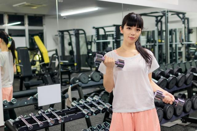 有酸素運動は筋肉が減る?